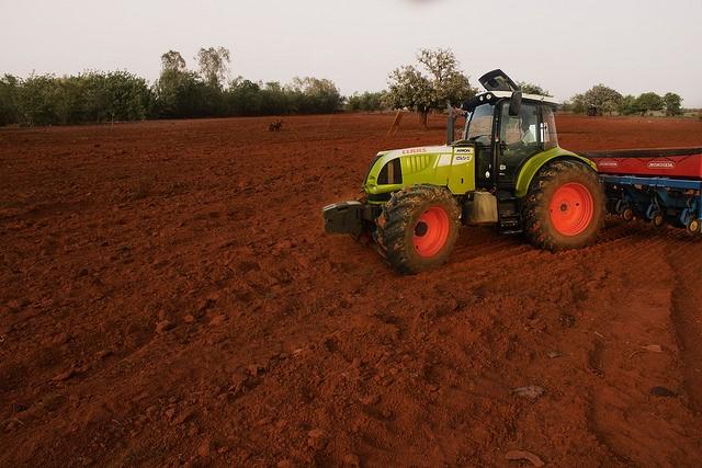 Complexe Agropastoral & Industriel